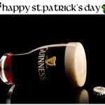 guinness cake san patrick day