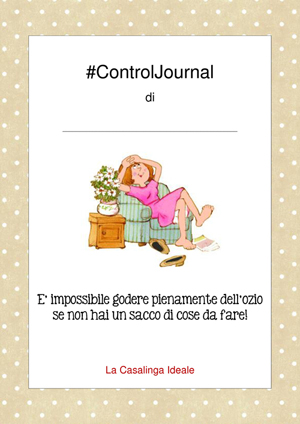cover control journal