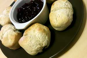 Scone di Edinburgo