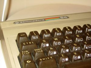 commodore64 blogger