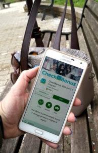 Checkbonus-Offerte