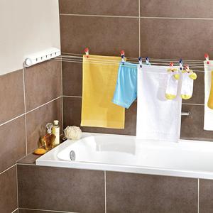 lavanderia stendibiancheria a parete