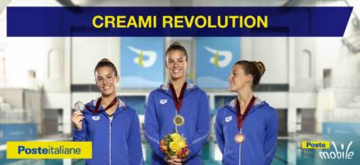 Poste Mobile Creami Revolution