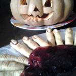 zucca e dita stregati