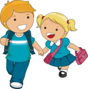 In fila per due si torna a scuola - La Casalinga Ideale