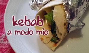 kebab a modo mio