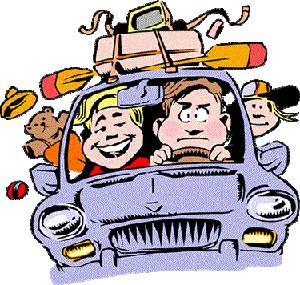 viaggiare in auto senza stress