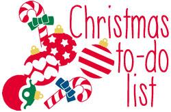Pianificare il Natale