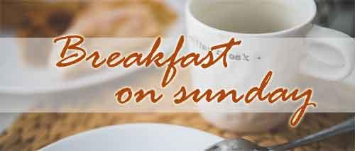Breakfast-on-Sunday