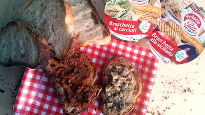bruschetta 4e4orto polli