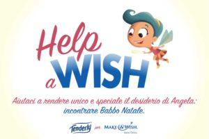 tenderly help a wish