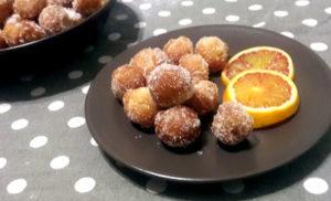 castagnole arancia