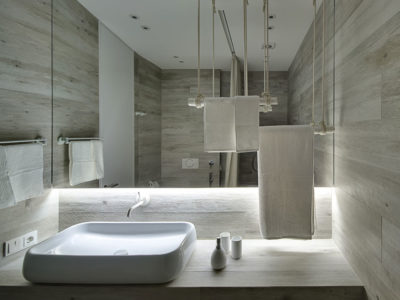 lo specchio mobili bagno