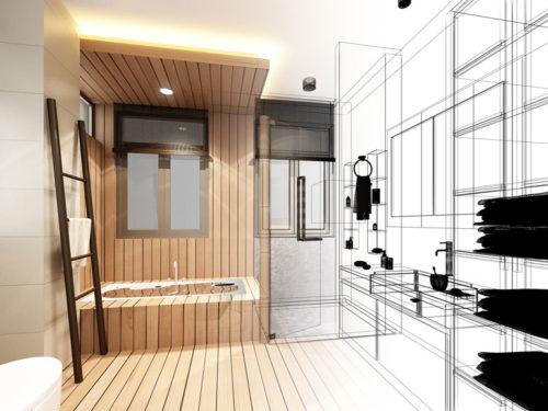 bonus ristrutturazione design bagno
