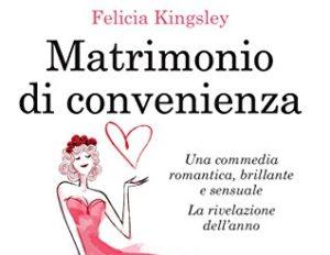 matrimonio di convenienza libro
