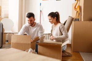 organizzare la casa dopo un trasloco