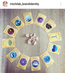 Michilab_brandidentity on Instagram