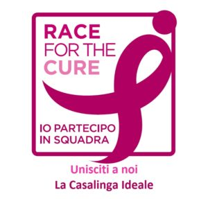 Distintivo Race for the Cure